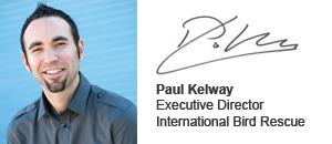 Paul Kelway Signature Photo