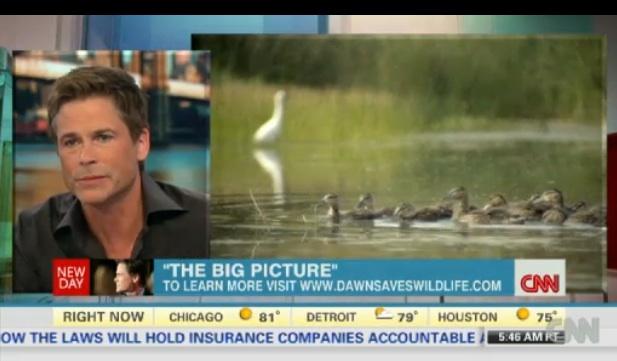Rob Lowe-CNN