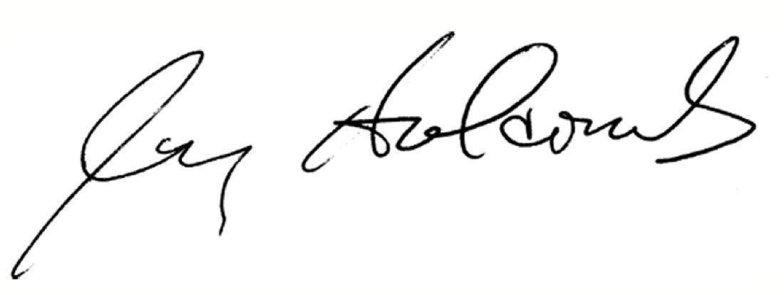 Jay Holcomb-Signature