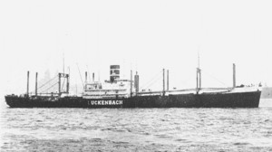 Luckenbach sank 17 miles off San Francisco coast in 1953 and has been leaking oil ever since.